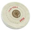 imagem do produto  Escova Circular de Algodão com Couro 4 Polegadas - Diloy