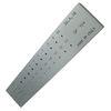 imagem do produto  Fieira Diloy Oval Baixa 3.00 A 1.00mm - 20 Furos