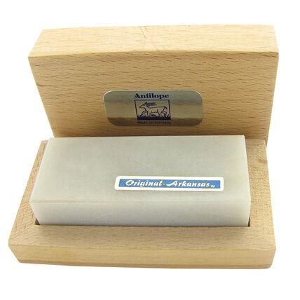 imagem do produto Pedra Arkansas Original com Estojo 60x25mm