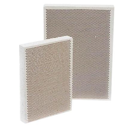 imagem do produto Placa de Cerâmica / Tijolo p/ Ourives 100x70mm