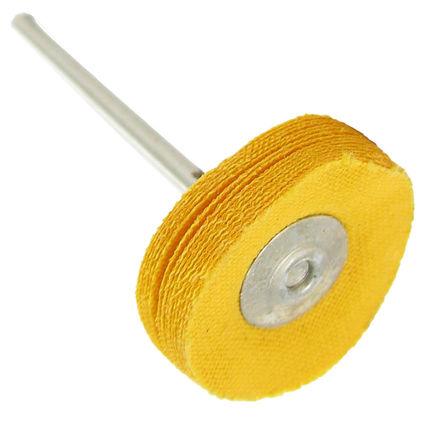 imagem do produto Escova Robinson de Algodão Amarelo