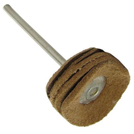 imagem do produto Escova Robinson de Couro Chamois