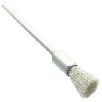 imagem do produto Escova Robinson Pincel de Pelo Branco