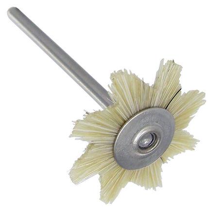imagem do produto Escova Robinson Gezza Pelo Branco