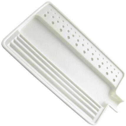 imagem do produto Bandeja para Pedras Branca - Grande