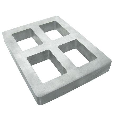 imagem do produto Mufla com 4 Cavidades